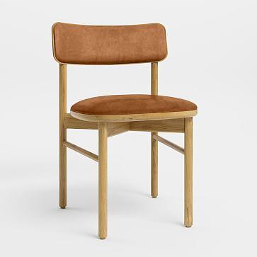 Sadove Dining Chair, Walnut, Jet
