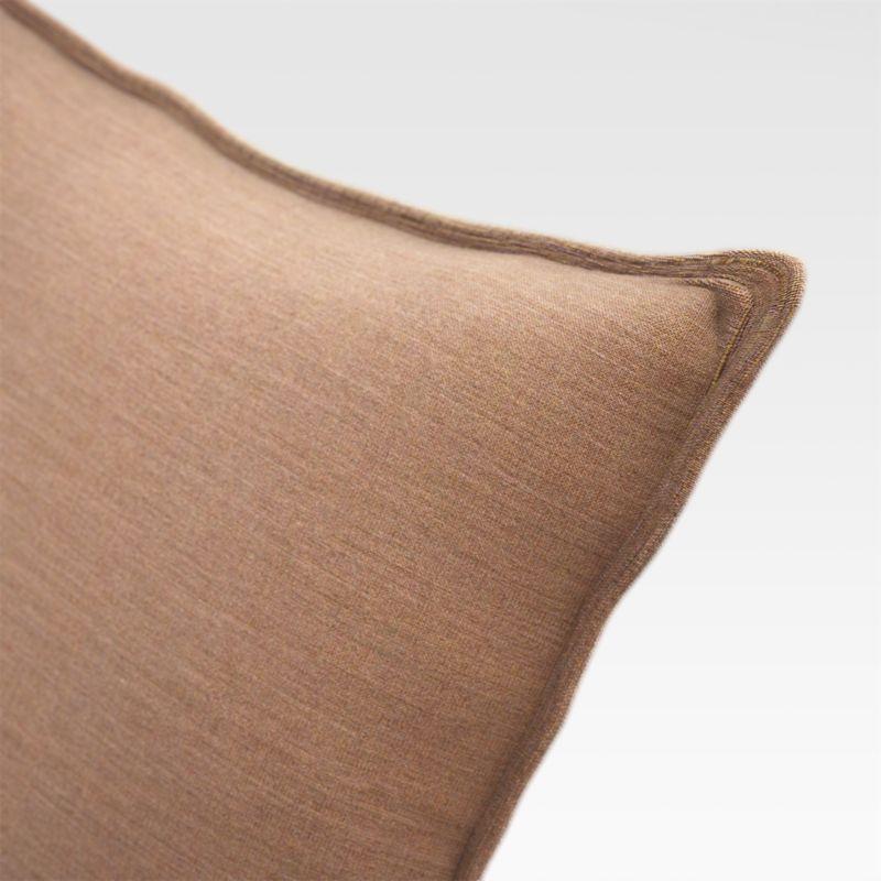 "Sunbrella 20"" Petal Outdoor Pillow"