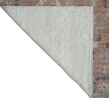 Eulari Indoor/Outdoor Rug, 8' x 10', Cool Multi