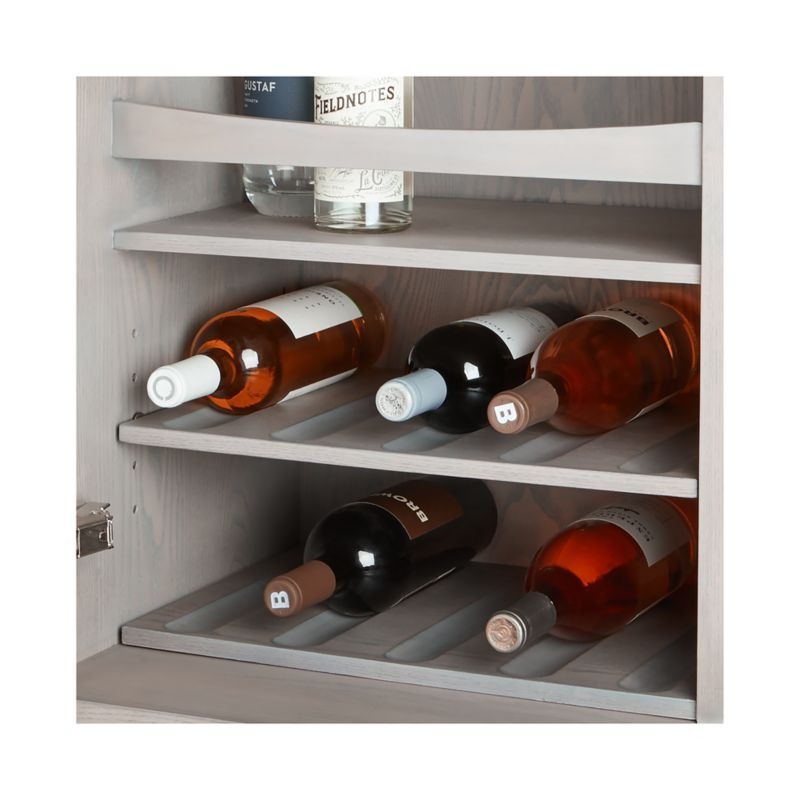 Tate Stone Bar Cabinet with Light