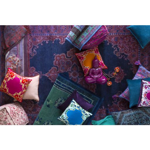 """Cotton Velvet Pillow CV-006 - 13"""" x 19"""""""