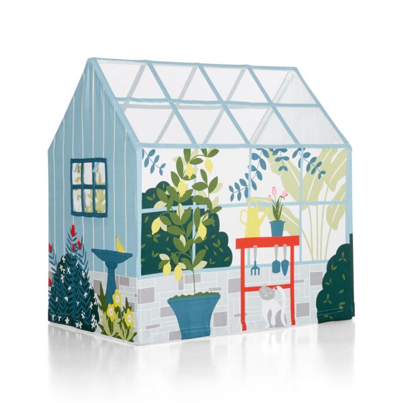 Indoor Garden Playhouse