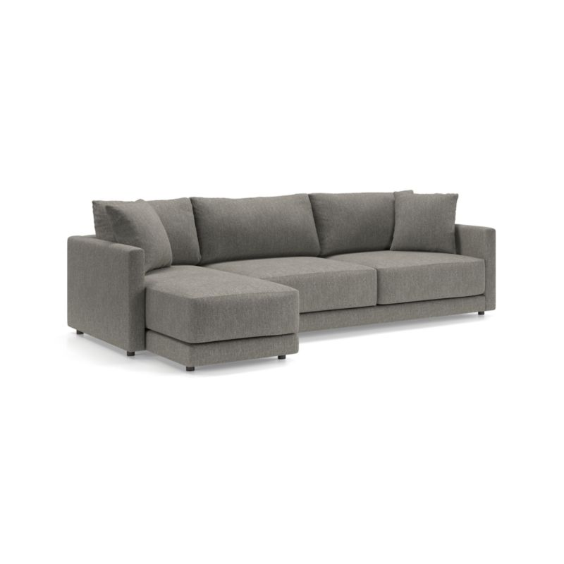 Gather 2-Piece Left Arm Chaise Sectional