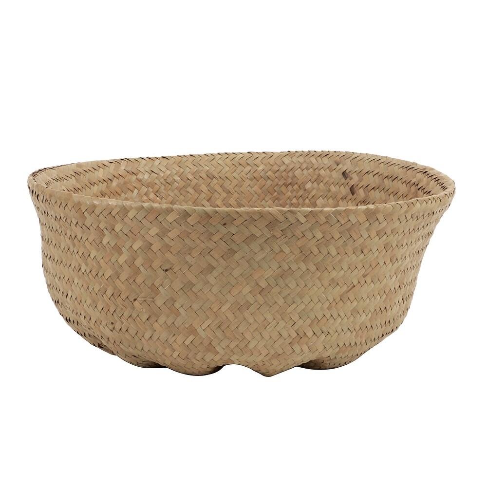 Talia Basket, Medium, Natural