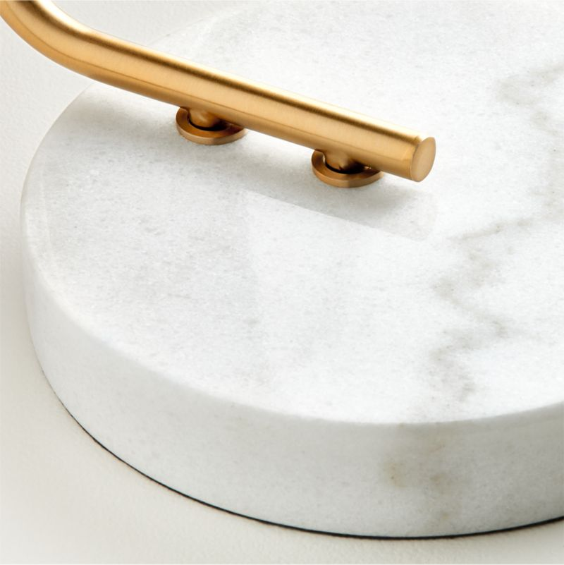 Oralee Glass Cylinder Floor Lamp