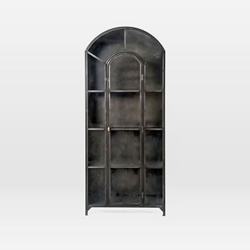 Archway Windowed Cabinet