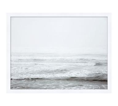 Black & White Coastal Gallery Wall, Set of 6