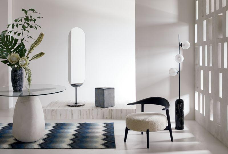 Aristocrat 3-Globe Floor Lamp
