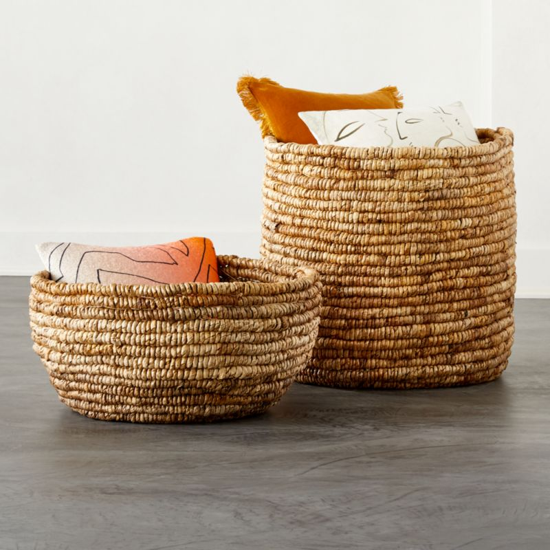 Coiled Large Basket/Bowl