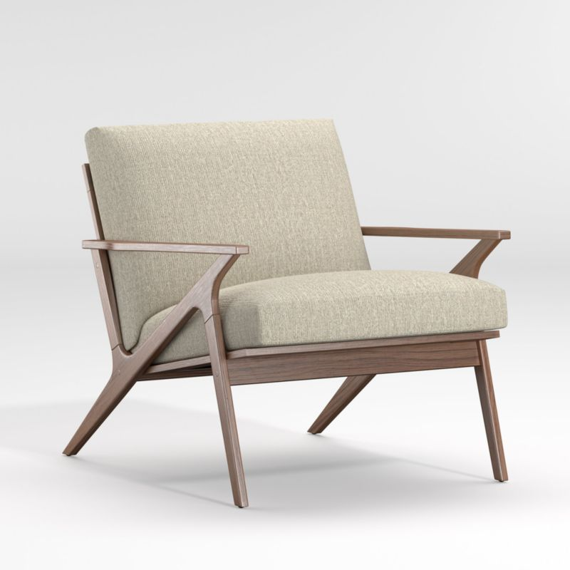 Cavett Wood Frame Chair