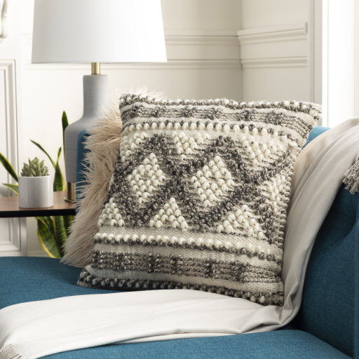 "Faroe - 18"" x 18"" Pillow Cover"