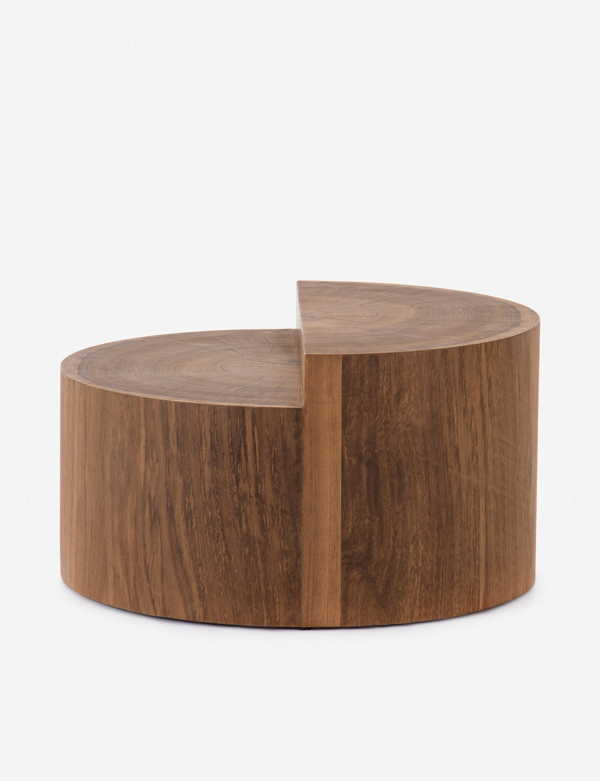 Callista Round Coffee Table