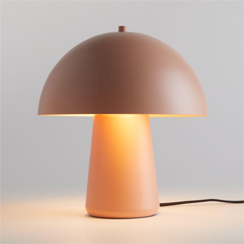 Joy Clay Table Lamp