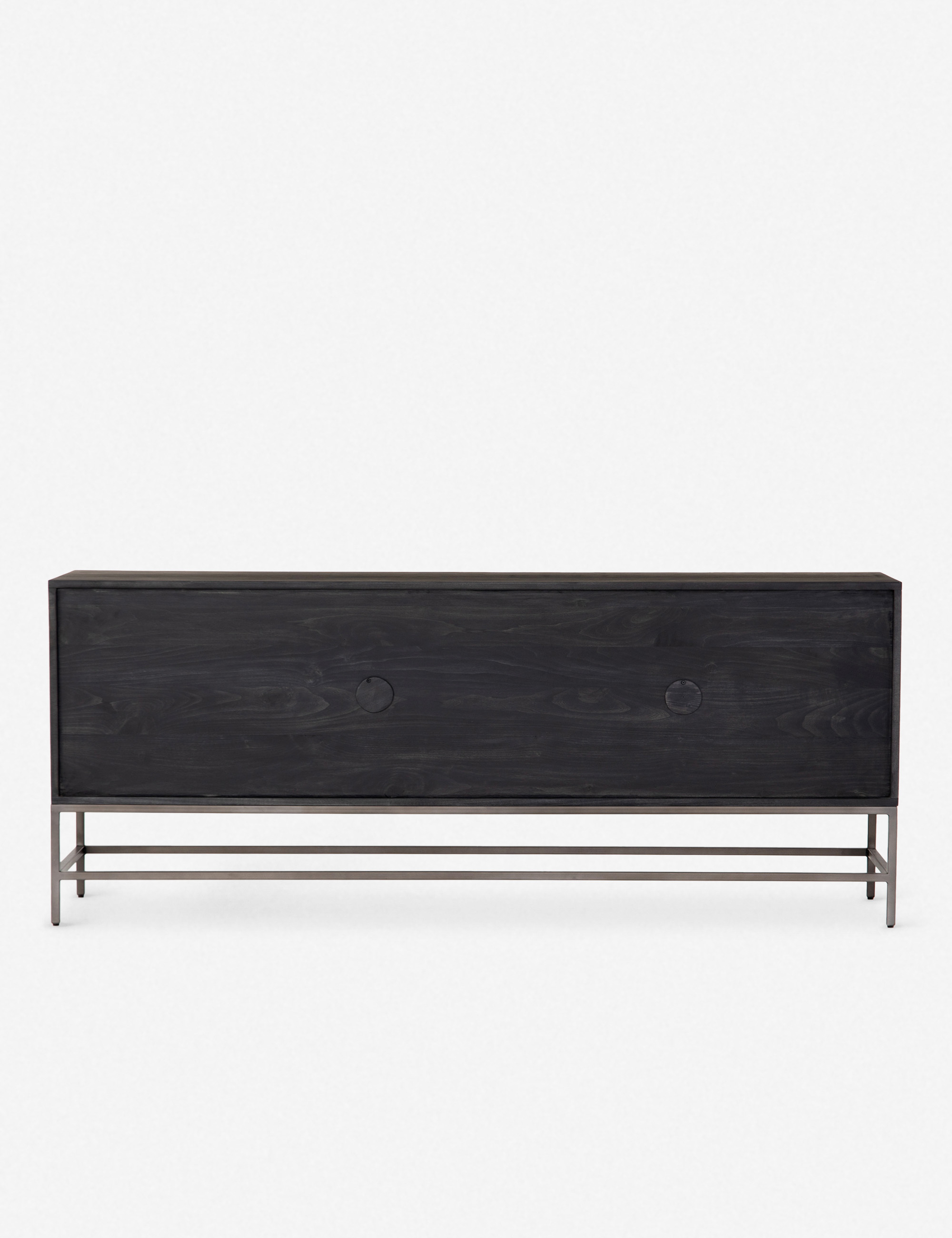 Rosamonde Sideboard, Black Wash Poplar
