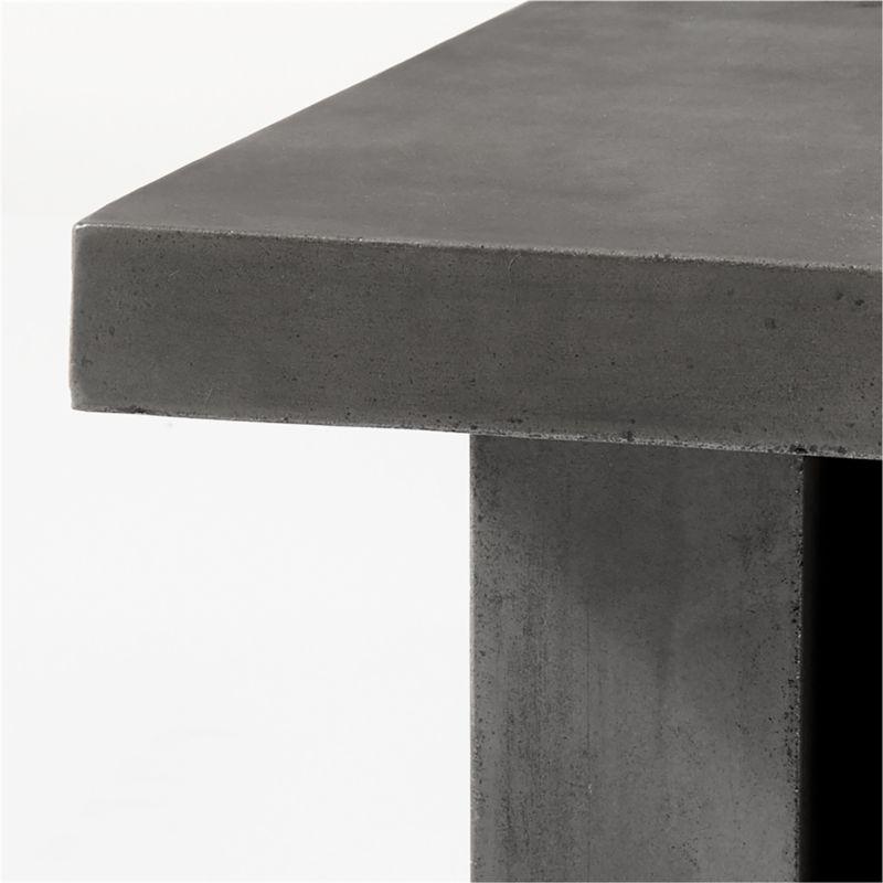 Span Large Grey Bench