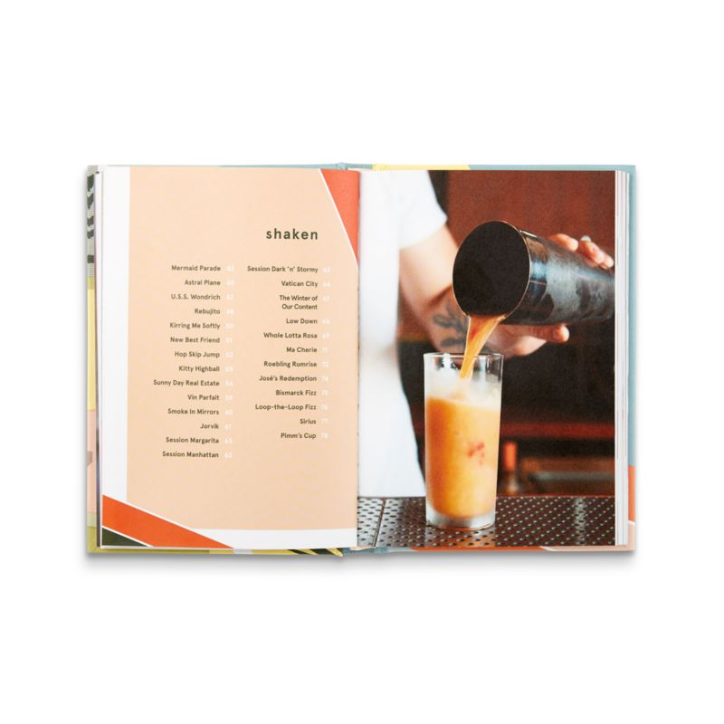Session Cocktails Book