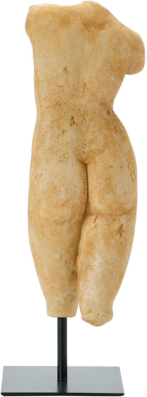 "Resin Body Figure Statue, 14.5"""