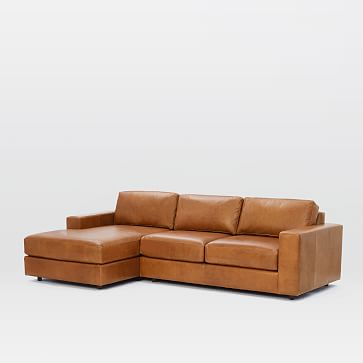 Left 2-Piece Chaise Sectional