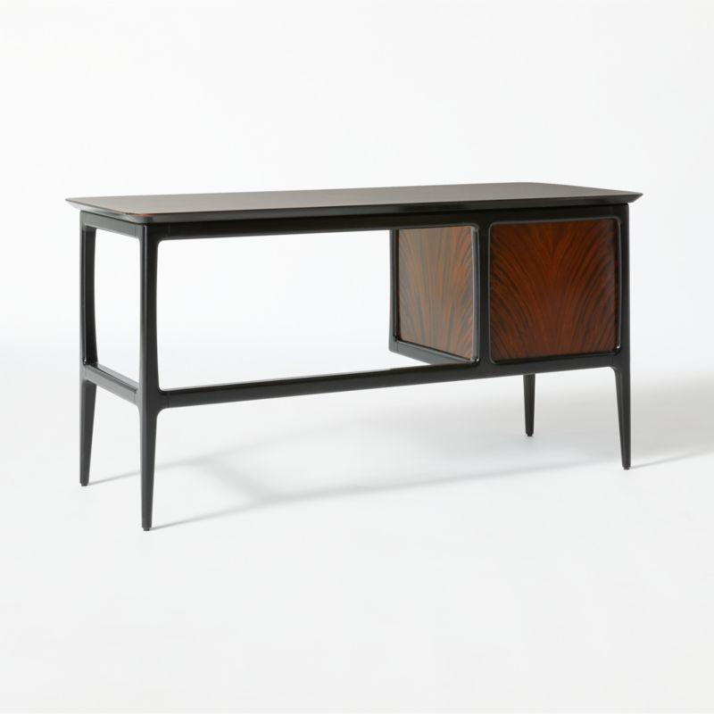 Kent Mahogany Desk
