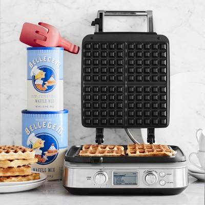 Williams Sonoma Bellegem Waffle Mix, Family Size, Set of 2