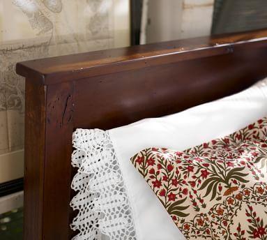 Sumatra II Bed, King, Bone White