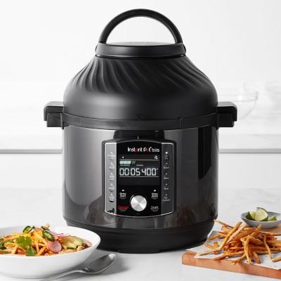 Instant Pot Pro Crisp Pressure Cooker & Air Fryer 8-QT.