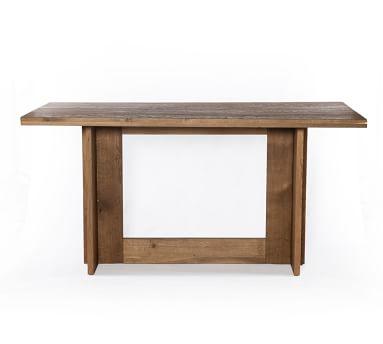 Hearst Counter Table, Oak
