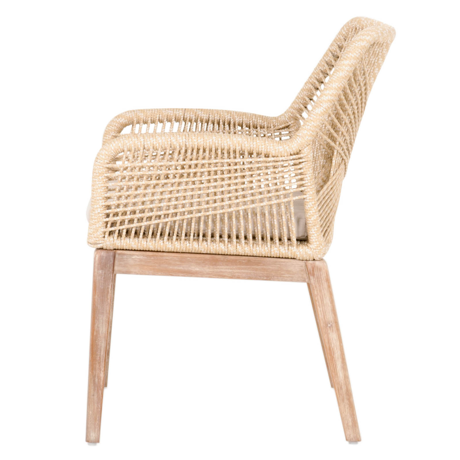London Arm Chair, Sand (Set of 2)