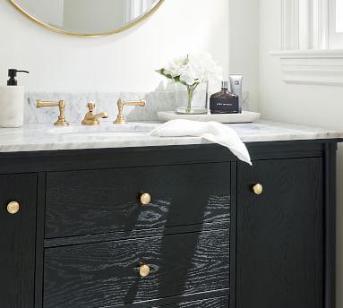 """Onyx Harlow Single Wide Sink Vanity, 52"""""""