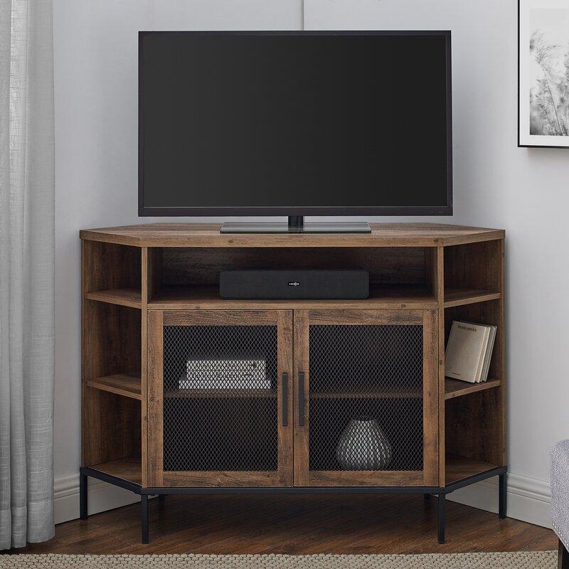 Absolon Corner TV Stand