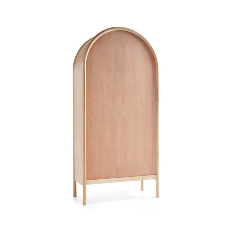 Annie Natural Storage Cabinet