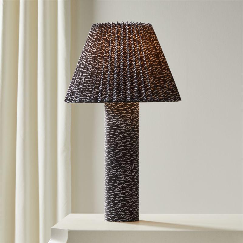 Scrunch Table Lamp