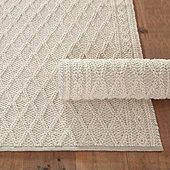 Kendal Hand Woven Rug  8' x 10' - Ballard Designs