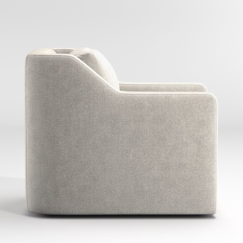 Notch Swivel Chair
