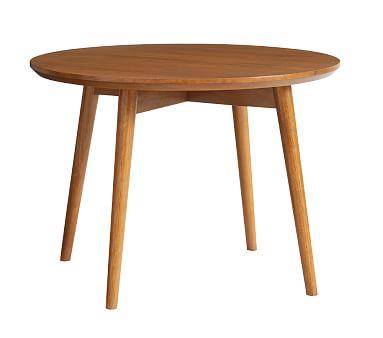 West Elm X Pbk Mid-Century Play Table, Acorn, UPS