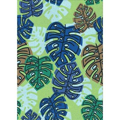 Amandine Floral Wool Light Blue Area Rug Wayfair
