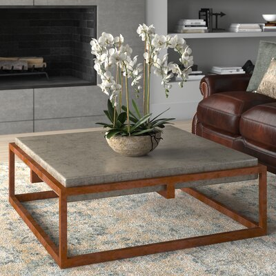 Tamiko Solid Coffee Table