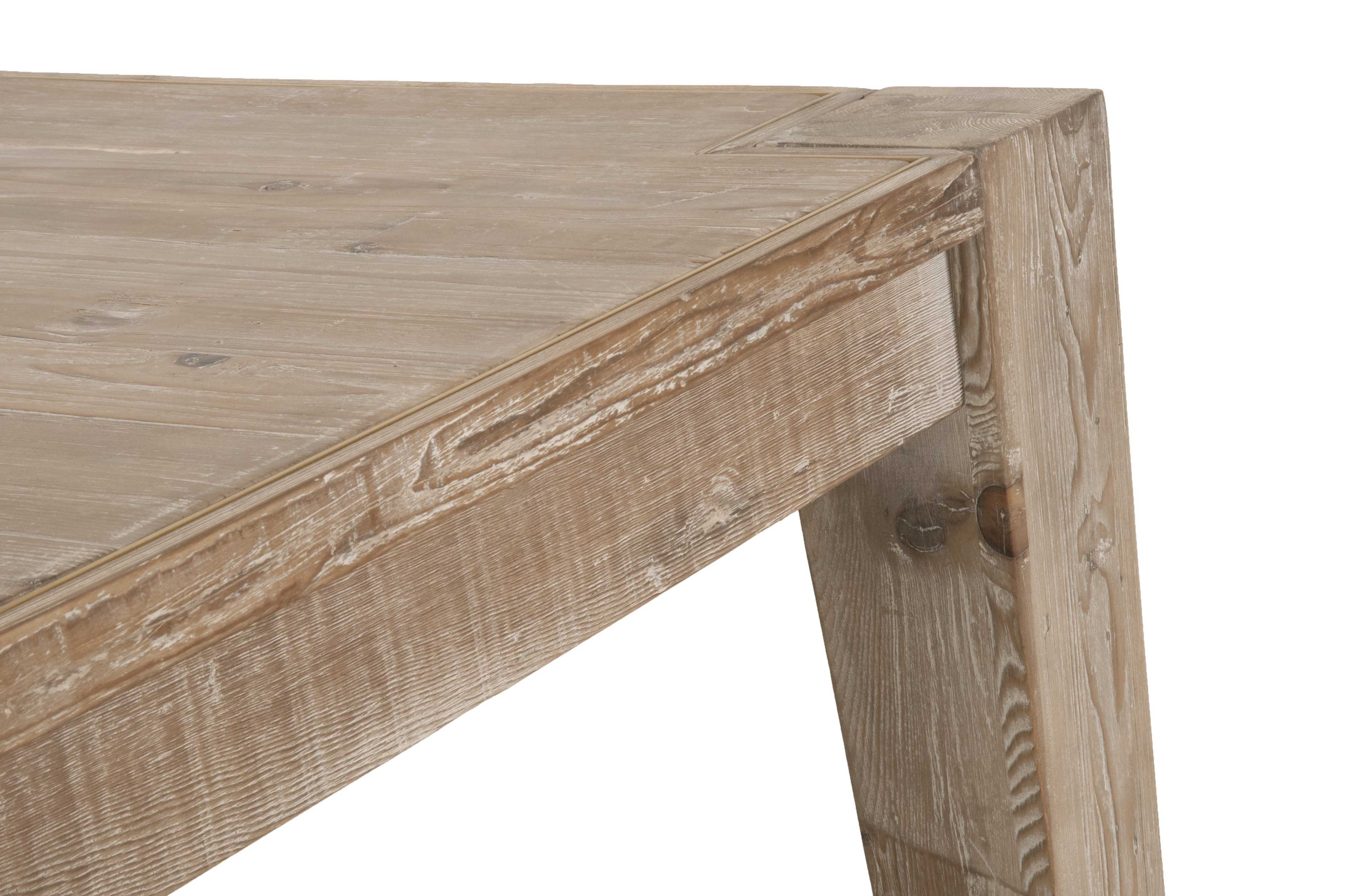 Canal Extension Dining Table