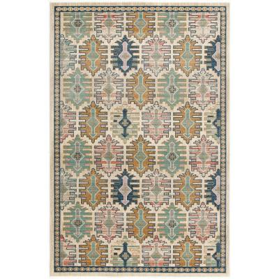 Poly and Bark Inca 8'x10' Area Rug in Multicolor