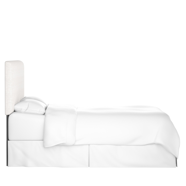 Radcliff Headboard, King, White