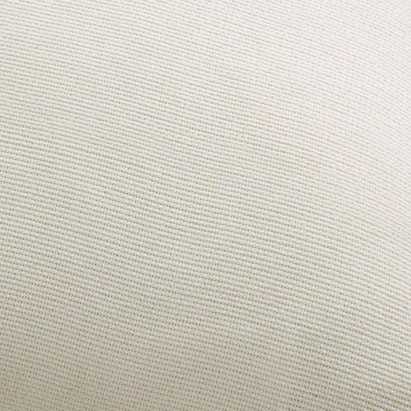 """Olind 23"""" Cream Pillow Cover"""