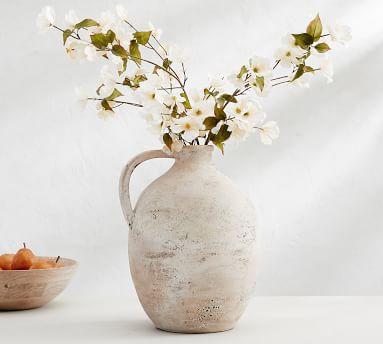 Artisan Vase, Natural - Medium