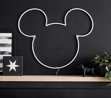 Disney Mickey Mouse Neon Light