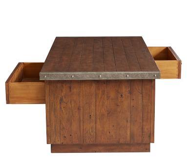 Novato Reclaimed Wood Coffee Table