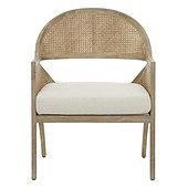 Patricia Caned Chair   - Ballard Designs