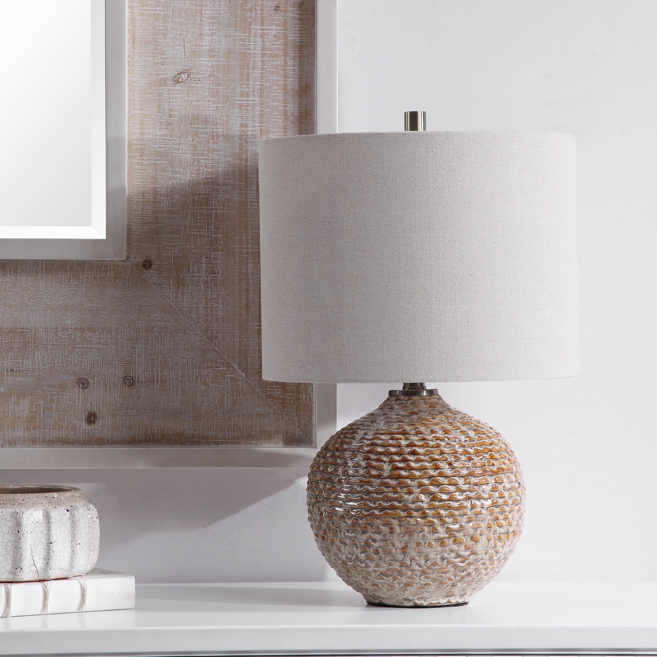 Lagos Rustic Table Lamp