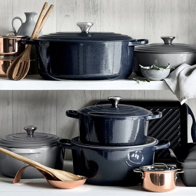 "Peugeot Paris Matte Navy Salt & Pepper Mills Set, 9"""