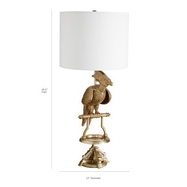 Wizarding World Phoenix Table Lamp