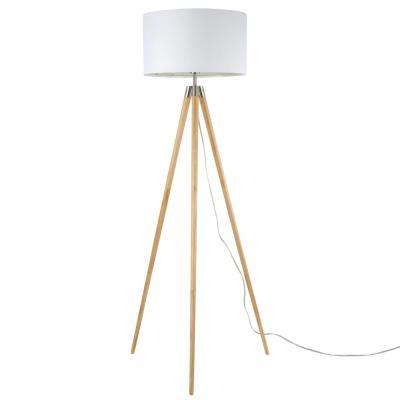 Light Society Celeste Tripod Floor Lamp in Natural