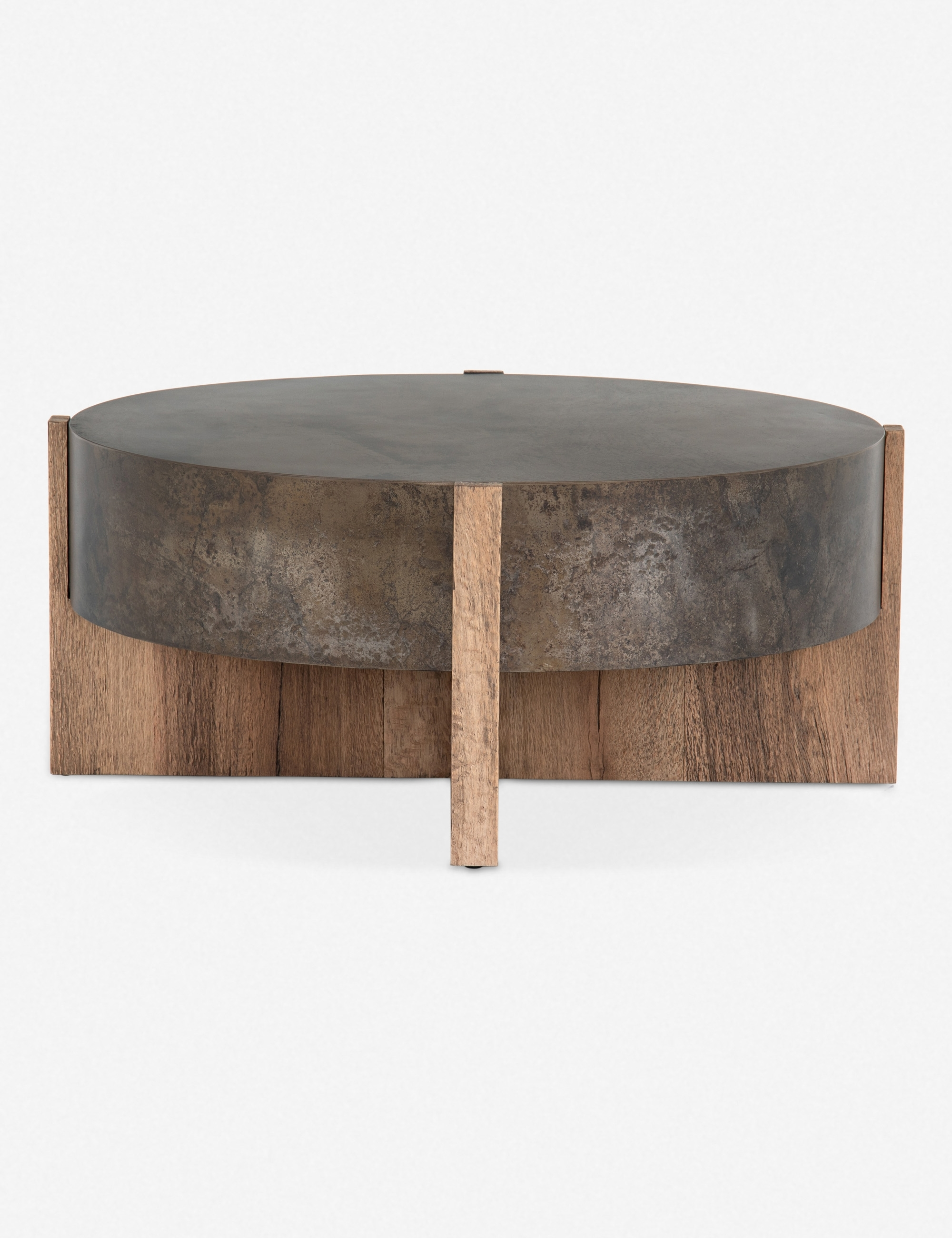 Irminie Round Coffee Table